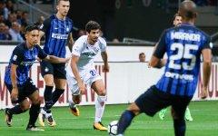 Fiorentina: tutto facile per l'Inter (3-0). Disastro Tomovic. Var a senso unico (negato rigore ai viola). Pagelle
