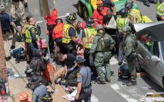 Charlottesville (Usa): tre morti negli incidenti a una manifestazione dei suprematisti bianchi