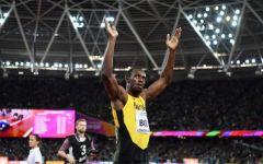 Londra: Usain Bolt stecca gli ultimi 100, solo terzo battuto da Gatlin (video)