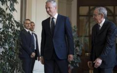Cantieri Italia-Francia: nessun accordo fra i ministri Padoan e Le Maire