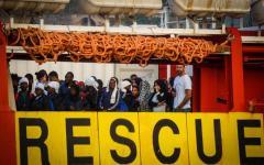 Medici senza frontiere: Maurizio Gasparri (FI) plaude all'uscita di scena (temporanea) dell'Ong ribelle