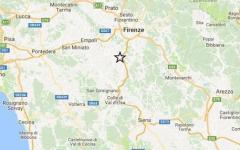 Terremoto: scossa nel Chianti (magnitudo 2.3) nella notte. Epicentro Tavarnelle Val di Pesa