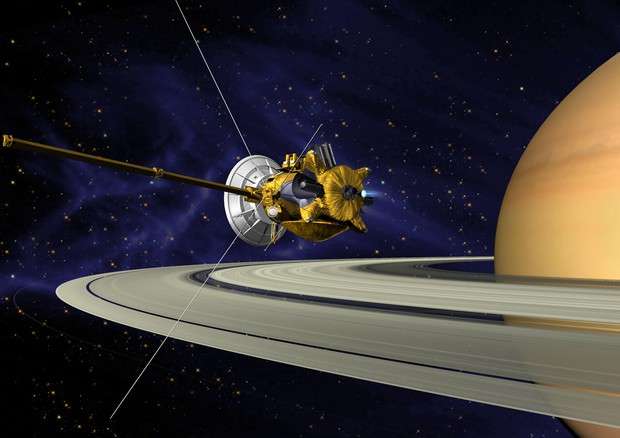 Il gran finale di Cassini, tra poche ore si schianterà su Saturno