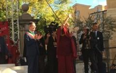 Pisa: incontro col Dalai Lama, c'era anche Richard Gere