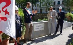 Firenze: intitolata a Franco Fortini la passerella pedonale sul Mugnone