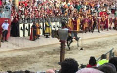 Arezzo: Giostra del Saracino a Porta Sant'Andrea
