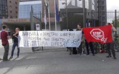 Firenze, Movimento per la casa: protesta davanti al tribunale dopo tre arresti