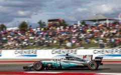 Formula 1, Gp Usa: Vince Hamilton. Mercedes Mondiale. Vettel secondo, Raikkonen terzo
