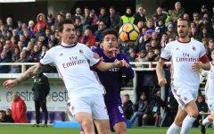 Fiorentina: Simeone illude. Il Milan pareggia con Calhanoglu: 1-1. Pagelle