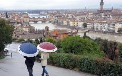 Meteo Firenze: codice giallo mercoledì 27 dicembre nell'area della città metropolitana