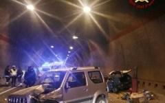 Pontassieve: 62enne muore nello scontro frontale nella galleria della SS 67
