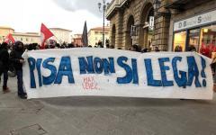 Pisa: antagonisti di sinistra, la colpa degli scontri è di Minniti. Non ha vietato manifestazioni fasciste