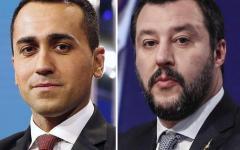 Governo: voci parlamentari, Salvini e Di Maio verso un accordo per esecutivo M5S - centrodestra
