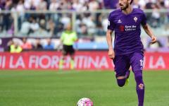 Fiorentina: un fondo a favore della figlia di Davide Astori. La compagna del giocatore in visita alla squadra