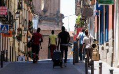 Spagna: anche a Madrid incidenti causati dai migranti. Fermato un senegalese