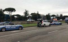 Arezzo: la Polstrada sequestra un suv con targa svizzera, non sdoganato