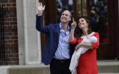 Londra: la famiglia reale si allarga, nato il terzo figlio di Williams e Kate