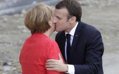 Berlino: Merkel e Macron programmano la nuova Europa. Attenzione alla questione dei migranti