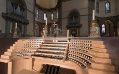 Firenze: l'organista Maurice Clerc in concerto per «O flos colende» in Duomo