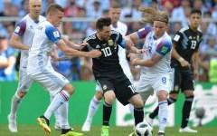Mondiali 2018: Messi si fa parare un rigore. L'Argentina bloccata dall'Islanda: 1-1