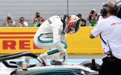 F1, GP Francia: Hamilton in pole, al terzo posto la Ferrari di Vettel