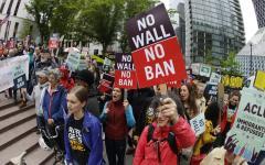 Washington: Corte Suprema approva bando antimigranti di Trump, che esulta
