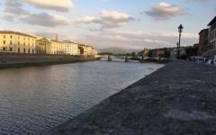 Firenze: 86enne si butta in Arno. Salvato da un albanese sordomuto