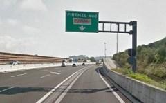 A1 Firenze: chiuso lo svincolo Firenze Sud nelle notti del 17, 19 e 20 dicembre