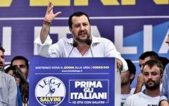 Siracusa: attivisti e cittadini della campagna «LasciateCIEntrare» denunciano Salvini