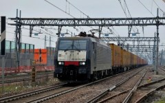 Prato: dall'Interporto della Toscana Centrale partiranno treni carichi di merci per la Cina