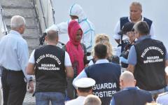 Rocca di Papa: scomparsi 40 migranti, trasferiti da Nave Diciotti