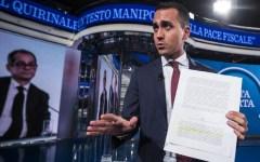 Pace fiscale: una manina ha manipolato il testo, Di Maio presenta denuncia alla Procura della Repubblica