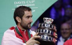 Lille, Coppa Davis: Croazia conquista la finale battendo la Francia (3-1)