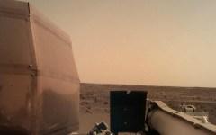 Marte, messaggio dal landers Insight Nasa: «Qui c'è una bellezza tranquilla»