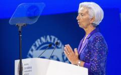Davos: Fmi mette l'Italia fra i rischi mondiali. Salvini: «Loro sono una minaccia, sbagliano sempre»