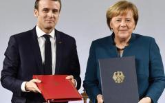 Parigi: si insedia la nuova Assemblea parlamentare franco-tedesca. Merkel e Macron vogliono dominare l'Europa