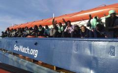 Parigi: Francia non accoglie migranti della Sea Watch. Retromarcia del governo transalpino