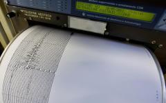 Montieri (Gr): terremoto di magnitudo 2,9, paura fra la gente ma nessun danno