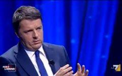 Renzi sfida l'altro Matteo in caso di voto