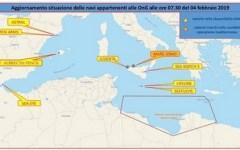 Migranti: senza navi ong barconi non partono dalla Libia