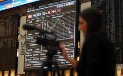 Borse: spread schizza a 232 punti dopo apertura crisi governo