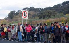 Messico: polizia ferma centinaia di migranti diretti negli Usa