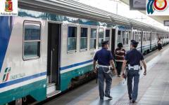 Stazione Santa Maria Novella: controlli della Polfer, tre arresti