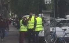 Gilet gialli: sono in azione a Firenze e pattugliano i viali, controllando le auto