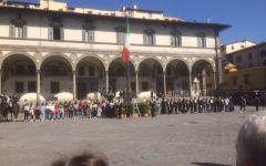 Firenze: 2 giugno,  il messaggio di Mattarella letto da due studenti