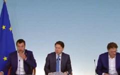 Consiglio dei ministri: via libera al decreto sicurezza bis. in manovra flat tax e taglio delle tasse
