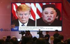 Trump ringrazia Kim: «Se avesse detto no, la stampa mi avrebbe massacrato»