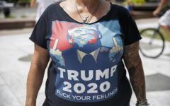Usa presidenziali 2020: sondaggio, consenso Trump sale a 44%, il massimo dalla nomina
