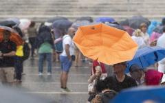 Toscana: codice giallo fino alle 22 di oggi 2 agosto, possibilità grandine nelle zone interne