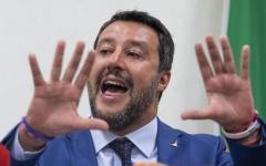 Salvini: il 19 ottobre protesta contro il governo giallorosso, la giornata dell'orgoglio